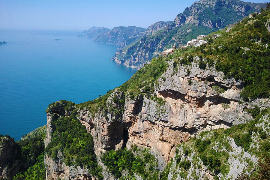 Il sentiero degli dei da agerola a positano trekking ed for Cabine vicino montagna di sangue
